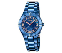 Lotus Damen-Armbanduhr Analog Quarz Edelstahl 18247/2