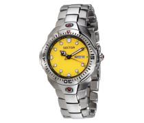 Sector Herren-Armbanduhr Analog Quarz Edelstahl R3253250065