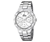 Damen-Armbanduhr Analog Quarz Edelstahl 15919/1