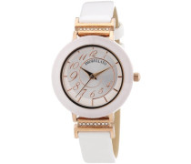 Morellato Damen-Armbanduhr XS FIRENZE Analog Quarz Leder R0151103509
