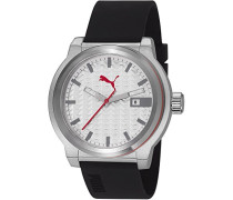 Puma Herren-Armbanduhr Man Element Analog Quarz PU103531002