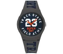 Unisex Erwachsene-Armbanduhr SYG182UE