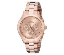 Invicta Damen- Armbanduhr Analog Quarz 12467