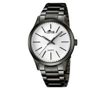 Herren-Armbanduhr Smart Casual Analog Quarz Edelstahl 18162/1