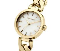 Karen Millen Damen-Armbanduhr Analog Quarz KM143GM