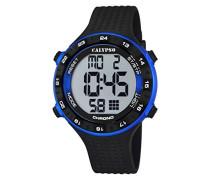 watches Herren-Armbanduhr XL K5663 Digital Quarz Plastik K5663/2