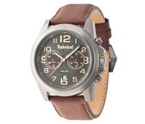 Timberland Herren-Armbanduhr PICKETT Chronograph Quarz 14518JSU/61A