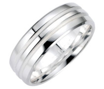 Unisex-Ring 925 Sterlingsilber