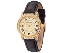 Damen-Armbanduhr Pelissanne Analog Quarz YC1075-B
