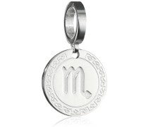 Unisex-Charm Silver My World 925 Silber - SWLPZA08