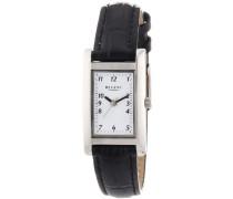 Regent Damen-Armbanduhr Analog Quarz Leder 12111011