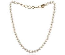 Damen-Collier Classic Vergoldet 40 cm - 601512071
