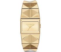 Karl Lagerfeld Damen-Armbanduhr XS Analog Quarz Edelstahl KL2604