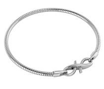 Endlos Schmuck Damen-Armband Silber Länge 19cm 3010–19