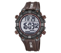 Herren -Armbanduhr  Digital  Digital Plastik K5701/5