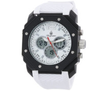 Herren-Armbanduhr Tokio Analog - Digital Quarz Silikon BM901-686