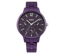 Oasis Damen-Armbanduhr Analog Quarz B1534