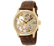 Herren- Armbanduhr Analog Handaufzug ES-8049-02