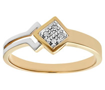 Damen-Ring 9 Karat (375) Gelbgold