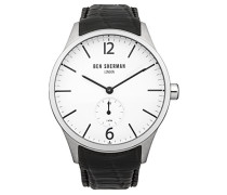 Herren-Armbanduhr Analog Quarz WB003B