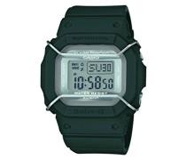 Baby-G – Damen-Armbanduhr mit Digital-Display und Resin-Armband – BGD-501UM-3ER