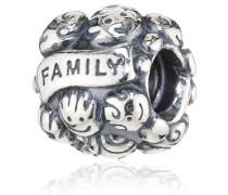 Damen-Bead Familie 925 Sterling Silber 791039