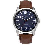Herren-Armbanduhr Analog Quarz BS125