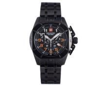 Herren-Armbanduhr XL Defender Analog Edelstahl 06-5D1-13-007.79