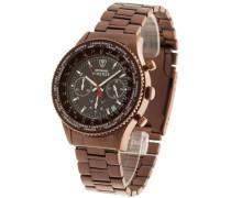 DETOMASO Herren-Armbanduhr Man Firenze Chronograph Quarz SM1624C-BN