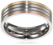 Boccia Damen-Ring Titan mehrfarbig Gr. 52 (16.6) - 0135-0352