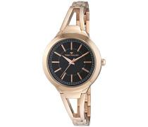 Damen-Armbanduhr Analog Quarz Edelstahl beschichtet 5413801