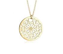 Goldhimmel Damen-Halskette 925 Sterling Silber Länge 70cm 0106931213_70
