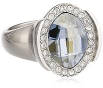 Dyrberg/Kern Damen-Ring Edelstahl Kristall Swarovski 336348