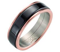 Damen-Ring Titan Keramik