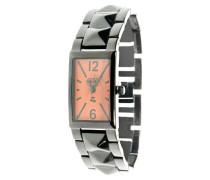 Herren-Armbanduhr Analog Quarz Edelstahl TC39BKM