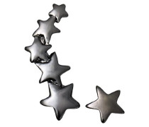 Jewelry Damen-Ohrstecker aus der Serie Classic hematite beschichtet 2.0 cm 601313053