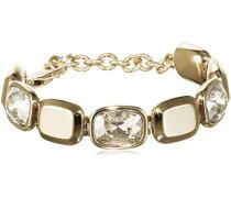 Damen-Armband 15/02 Tana Sg Crystal teilvergoldet 21.3 cm - 338241
