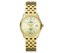 Damen-Armbanduhr 5568.1111 Analog Gold 5568.1111
