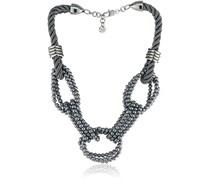 Dyrberg/Kern Damen Halskette Perlmutt Swarovski-Kristall 336052