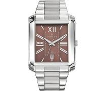 Herren-Armbanduhr 616301 Analog Quarz Silber 616301