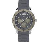 Sports Unisex-Armbanduhr Rome Sports Analog Silikon 1-1691G