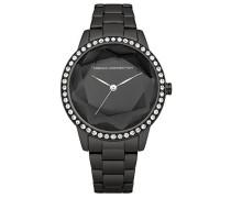 Damen-Armbanduhr EVELYN Analog Quarz Edelstahl FC1215BM