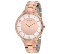 Damen-Armbanduhr Analog Quarz Titan 3240-06