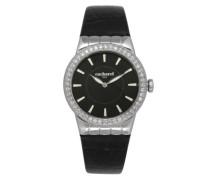 Cacharel Damen-Armbanduhr Analog Quarz Leder CLD 010S-AA
