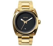 Damen-Armbanduhr Kingpin Analog Quarz Edelstahl A507513-00