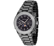 Damen-Armbanduhr Laval Analog Quarz YC1009-F