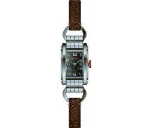 Hugo Boss Unisex-Armbanduhr Analog Quarz Leder 1502082