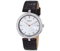 Damen-Armbanduhr XS Analog Quarz Leder 12090289