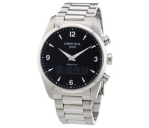Certina Herren-Armbanduhr XL Analog - Digital Quarz Edelstahl C020.419.11.057.00
