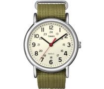 Unisex-Armbanduhr Unisex Weekender T2N651 Analog Quarz